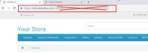 Buat Clean URL di Opencart