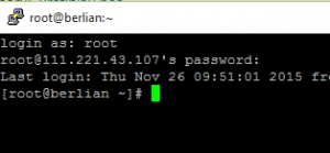 Reset Password MySQL bila lupa passwordnya